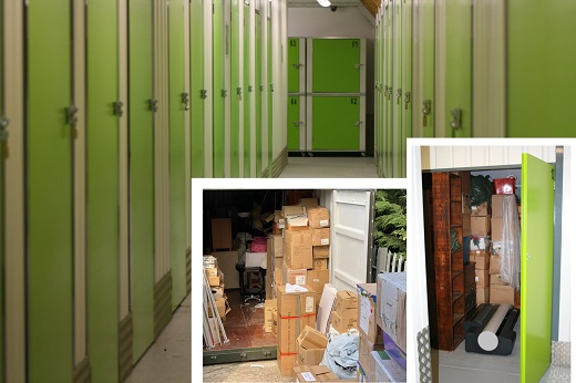SELF STORAGE DECLUTTER YOUR HOME TO SELL YOUR HOME.